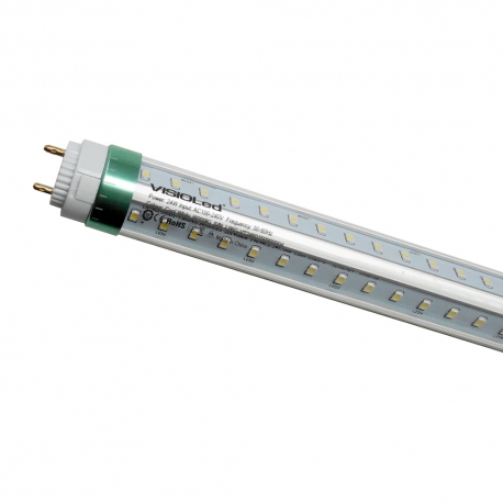 Tube LED 24W Wide angle - 220°  6000K