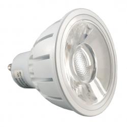 Lampe spot 7W - GU10 - Dimmable - 2900-3200K/4000-4200K