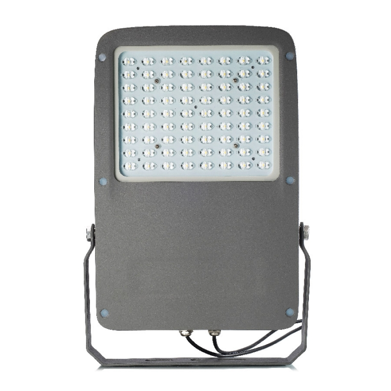 projecteur led 30w solaire autonome 80w ip67 6000k. Black Bedroom Furniture Sets. Home Design Ideas