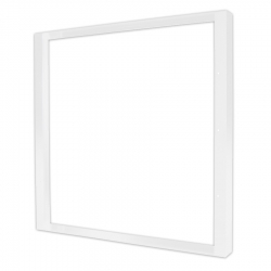 Support dalle IP 65 - Blanc 600x60 mm en saillie