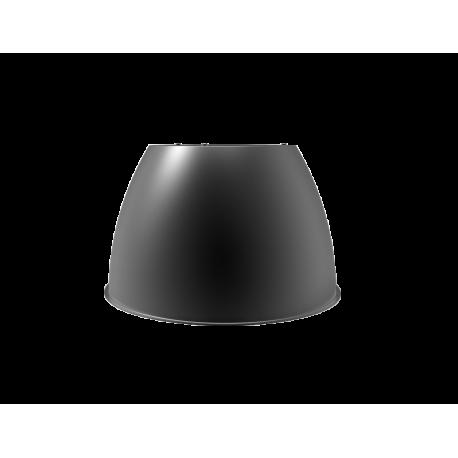 Réflecteur aluminium noir