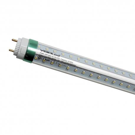 Tube LED 24W Wide angle - 220°  6000K