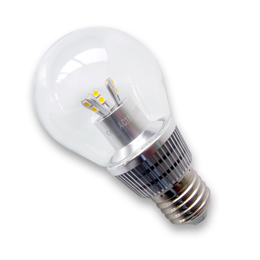 Mes Ampoules Led Scintillent lampe led 5w e27 - dimmable