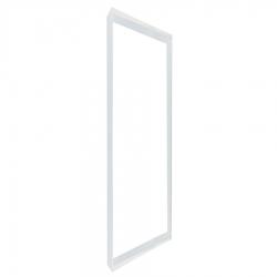 Support dalle - Blanc 1200x600 mm en saillie