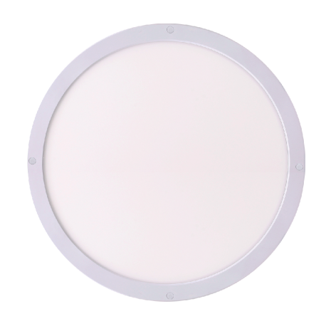 Dalle LED RONDE 550x550 - 45W