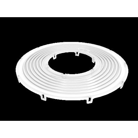 Lentille pour projecteurs suspendus
