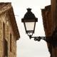 Tête de lampadaire antique 60W
