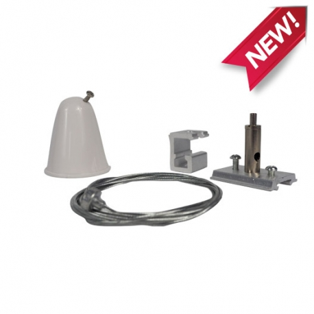 Kit de suspension pour rail 1500 mm
