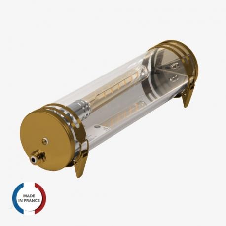 TUBELight CHIC Métro version Gold - 10W  - Ø100 x 300 mm