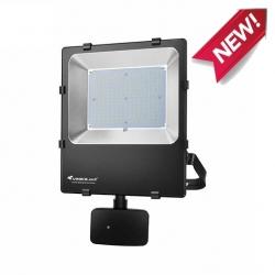 DETEKTOR projecteur détecteur infrarouge double fonction - 50W - 3000K - IP65 - IK08