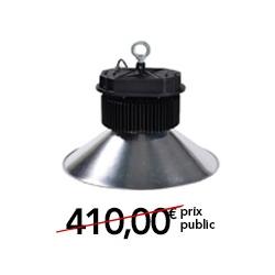 Projecteur suspendu 100W - 5500-6500K - IP65 - PRIX NET