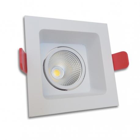 Spot LED encastrable 10W Dimmable