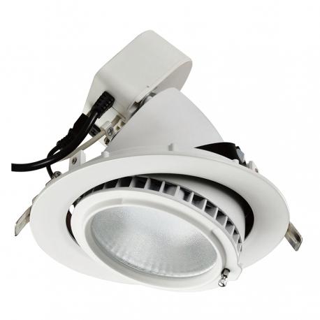 pot LED encastrable 38W orientable