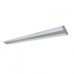 Luminaire Profil 28,8W - 4000K - IP40 - Tridirectionnel - Double diffusion - 1232mm